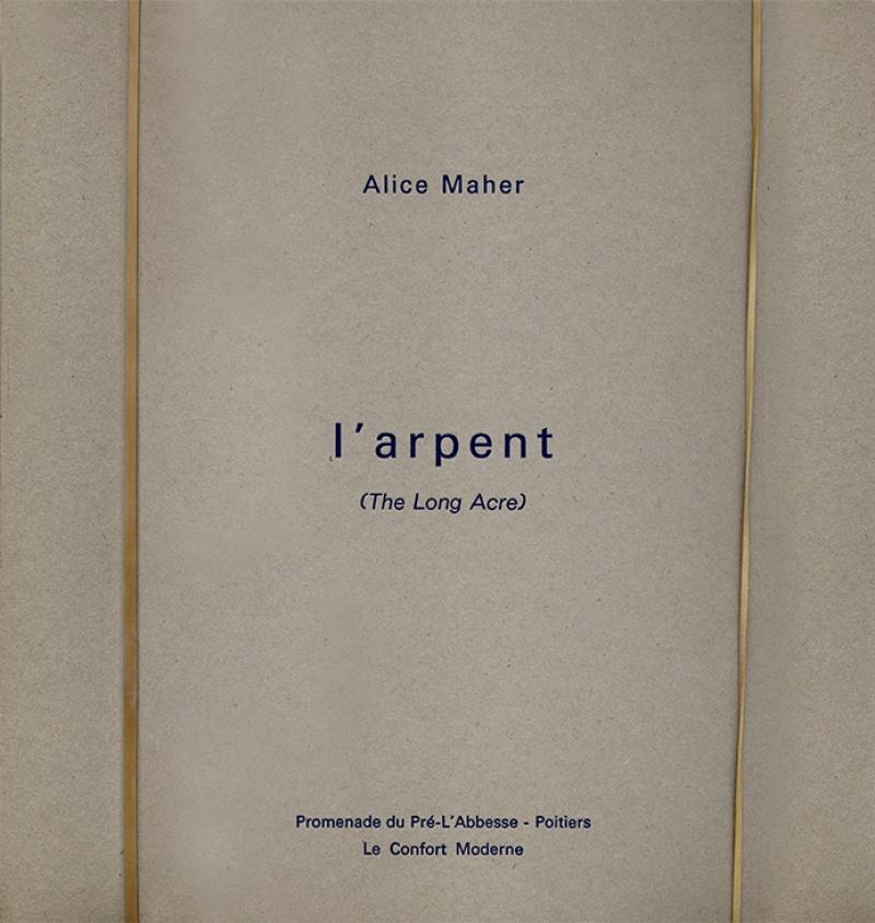 L'Arpent (The Long Acre)